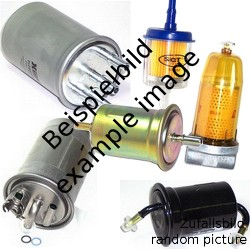 ABG 3500 PV/PVB/PVD/PVR-Serie Kraftstofffilter